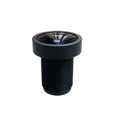 KINGDUO 1/2.5 M12 2.8 Mm 6Mp Ir Sensitive Weitwinkel-FPV-Kamera-Objektiv Für Rc-Drohne