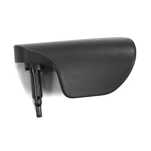 Griff für Klappenschloss Öffner Seilzug Motorhaube schwarz 8J1823533C4PK (Motorhaube öffner)