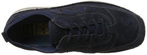 Josef Seibel Anvers 61, Chaussures à Lacets Homme Bleu océan