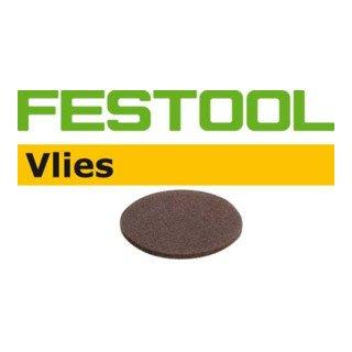 10x Festool Schleifvlies STF D125 SF 800 VL/10 superfein - 82020940