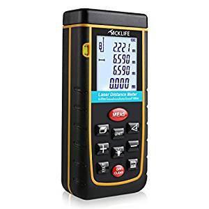 Telemetro laser Tacklife A-LDM04 100m