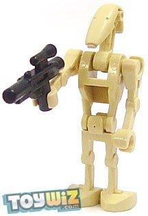 LEGO Star Wars Minifigure Battle Droid with Blaster Gun (Clone Wars)