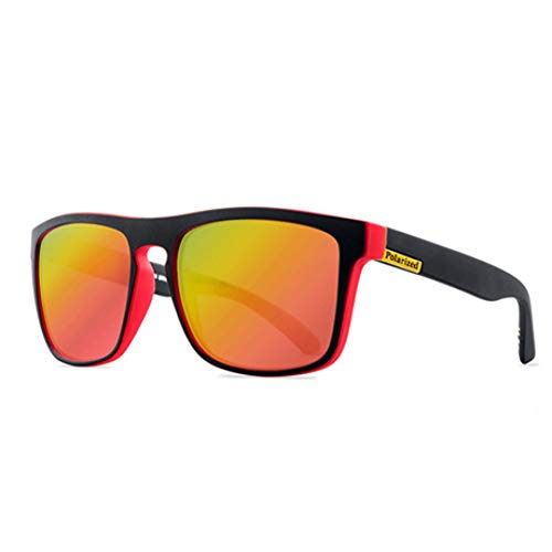LKHJ Sonnenbrillen Polarisierte Sonnenbrille Herren Driving Shades Männliche Sonnenbrille Für Männer