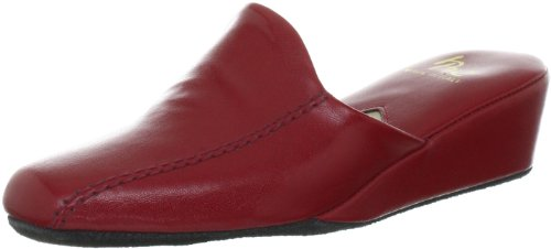 Hans Herrmann Collection HHC 030314-70 Damen Pantoffel Rot (Rot)
