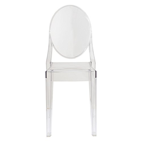 Starck Style Victoria Ghost Chair