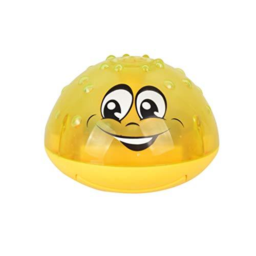 Neue Wasser - (TianranRT★ Garten Wasser Spielzeug,Automatische Wasser Sprudelbad Spielzeug Für Kinder Kreative Cartoon Wasser Schöne Neue Interessant,Gelb)