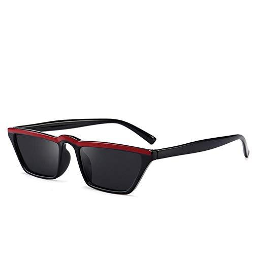 Passionate turkey Leidenschaftliche Truthahn Mode Design Dame Sonnenbrille Designer Rahmen Klassiker Hipster Retro Brille Cat Eye Narrow Box Sonnenbrille uv400, c5