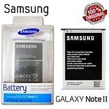 Batterie d'origine pour SAMSUNG GALAXY NOTE 2N7100N7105EB595675LU 3100mAh
