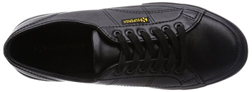 Chaussures Le Superga - 2750-microfiberpuu FULL BLACK