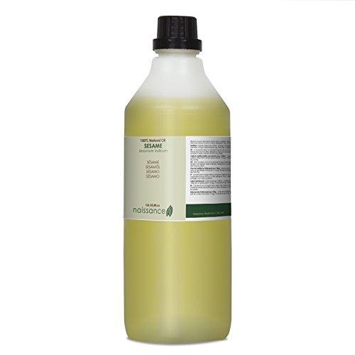 Naissance Sesamöl 1 Liter (1000ml) 100% rein