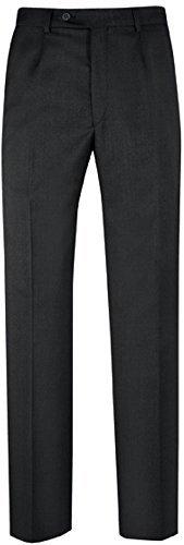 GREIFF Herren-Hose Anzug-Hose SERVICE CLASSIC - Style 8024 - schwarz - Größe: 54