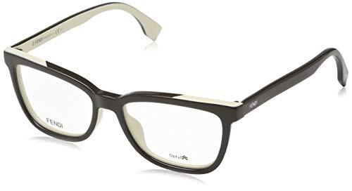 Fendi Damen FF 0122 MG4/16-51-16-140 Brillengestelle, Schwarz, 51