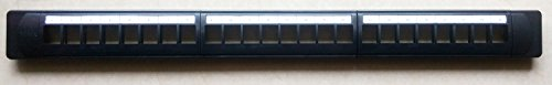 D-Link Unshielded 24-Port Unloaded Keystone Patch Panel NPP-AL1BLK241 Dlink