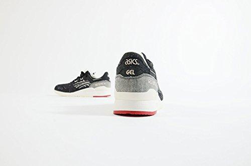 Asics - Gel Lyte III - Sneakers Homme Schwarz