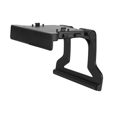 Imported TV Camera Mount Stand Bracket Clip Holder Cradle Clamp for XBOX 360 Kinect  available at amazon for Rs.395