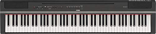 Yamaha p-125b - Piano Digital, Couleur Noir