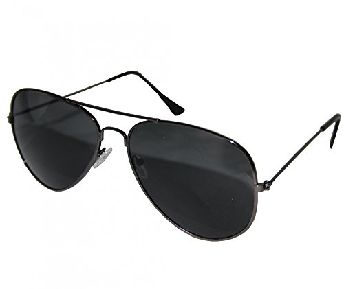 ilotenbrille Party Brille Pilot cool Aviator Sonnenbrille (Coole Kostüme Für Die Halloween-party)