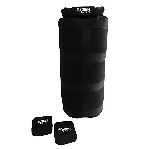 Radien Sports Strongman Sandbag 25 - 75 kg, Schwarz