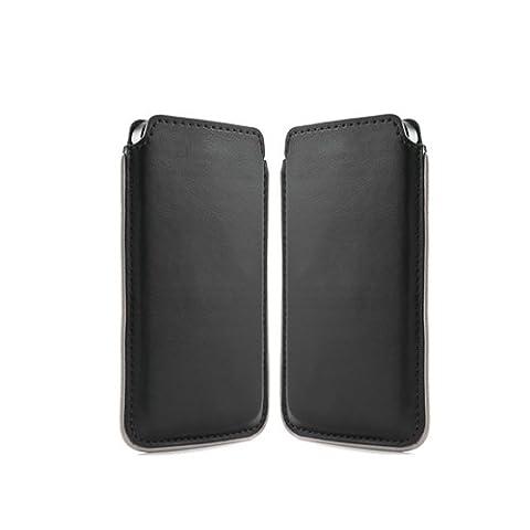 NATUREL-EUROPE Handytasche Nokia Lumia 830 Tasche Etui Handyzubehör Schutz Case Smartphone Hülle Handyhülle Cover Schutzhülle Handy Schutztasche Designer