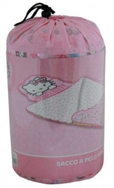 Hello Kitty - Schlafsack mit Kissen (Kitty Schlafsack Hello)