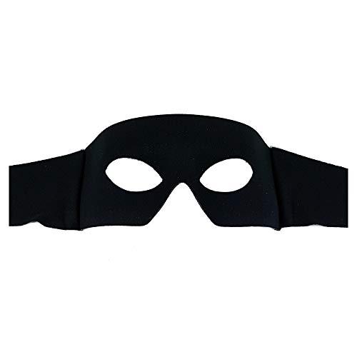 Samantha Peach Antifaz Zorro Negro - Mascara Veneciana