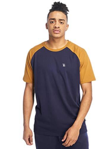 Just Rhyse Herren T-Shirts Monchique blau S