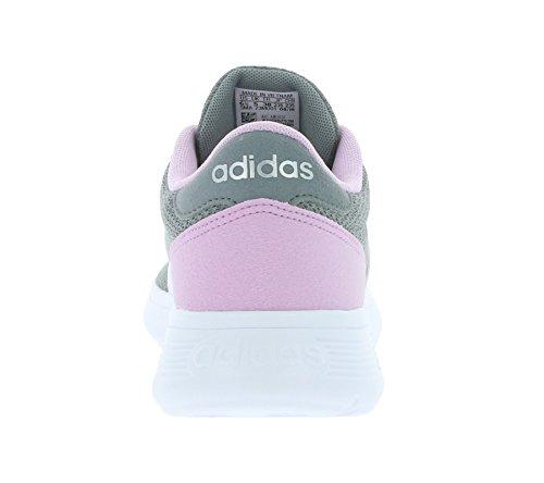 Adidas Lite Racer W, Baskets Basses Pour Femmes Gris (gris / Ftwbla / Plamat)
