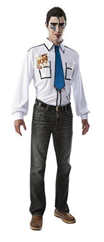 Adult Pop Art Gentleman Fancy dress costume (Up Kostüm Make Art Pop)