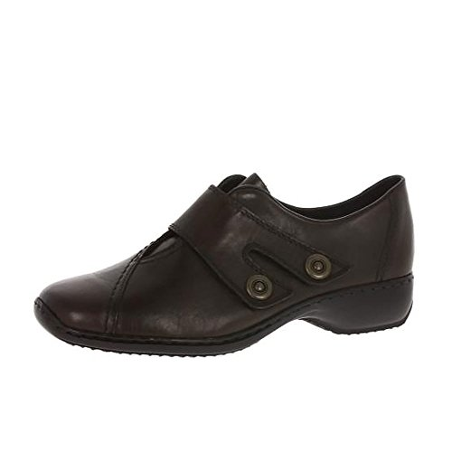 Rieker L3868-26 Scarpe Marrone EU39 Brown
