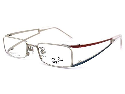 Ray Ban RY 1016T Shiny Silver/Red-Blue (ry1016t-3025) 44