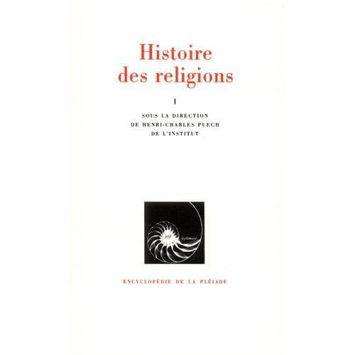 Histoire des religions, tome 1