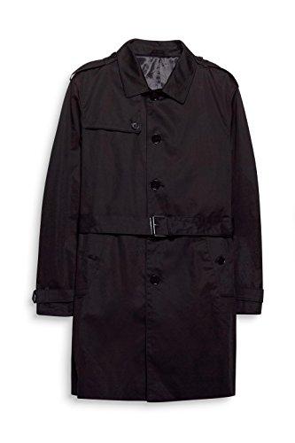 ESPRIT Collection Herren Mantel 028EO2G003, Schwarz (Black 001), XX-Large (Herstellergröße: 54) - 3