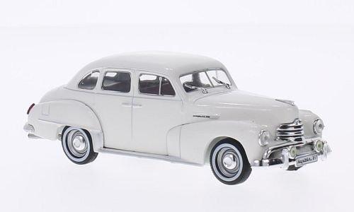 Opel Kapitän '51 (ohne Magazin) , Weiss, 1951, Modellauto, Fertigmodell, SpecialC.-40 1:43 -