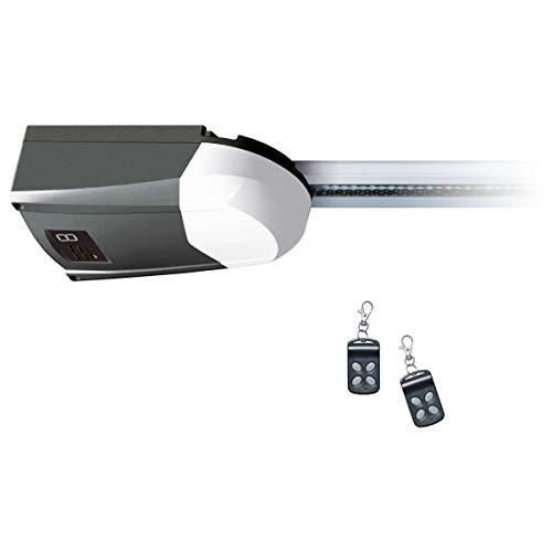 Schellenberg Smart Home Garagentorantrieb Smart DRIVE 10 PREMIUM | 600 N: Tore bis 10 m² | 90 % vormontiert | inkl. 2 Handsender | 868,4 MHz | App-steuerbar im Smart Home | Ready for Smart Friends