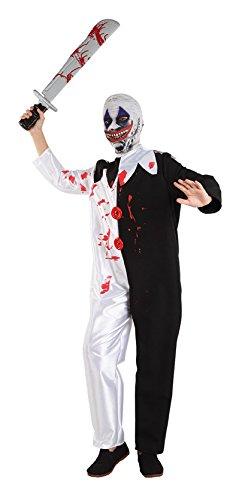 Imagen de disfraz de payaso asesino  niño, 12