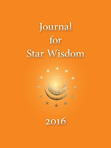 Journal for Star Wisdom: 2016