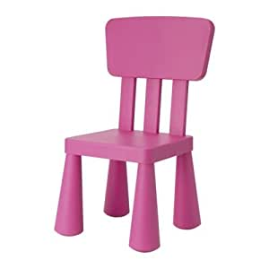 ikea kinderstuhl mammut kinderm bel stuhl in pink rosa unverw stlich k che haushalt. Black Bedroom Furniture Sets. Home Design Ideas