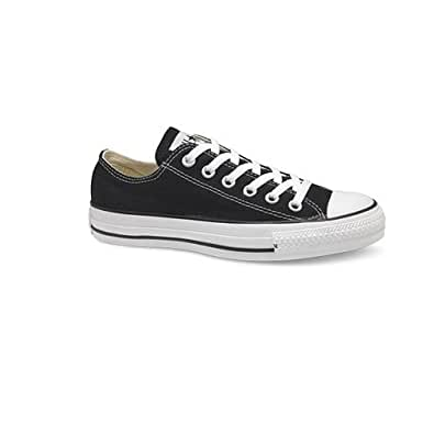 Converse CT All Star Trainers Canvas Mens Womens Sneakers Shoes Black UK 9