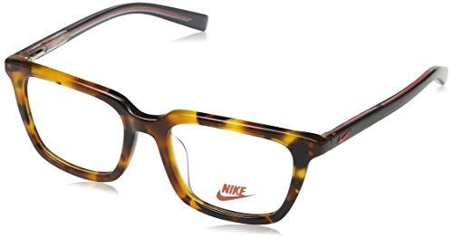Nike Unisex-Kinder 5KD 215-47-16-130 Brillengestelle, Braun, 47