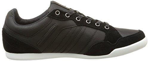 Kappa Kinay Herren Sneaker Schwarz - Noir (Black/Dk Brown)