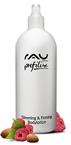 RAU Slimming & Firming Bodylotion Profiline 500 ml - Pflegende & Hautstraffende Bodylotion mit Himbeer Ketonen -