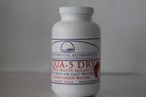 AQUA-5 DRY für 150.000 Ltr. -