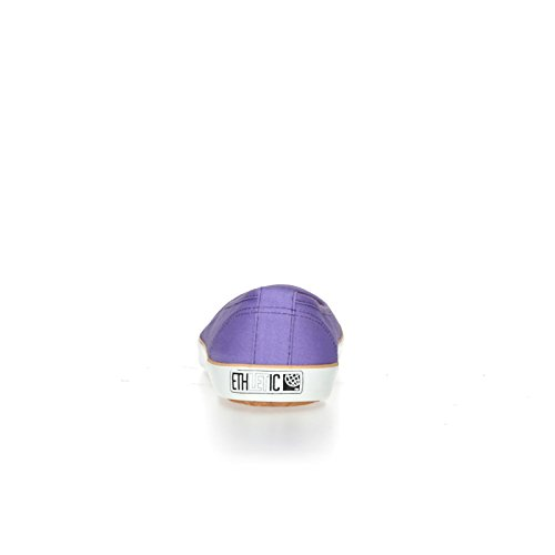 Ethletic Fair Dancer Collection 17 – Farbe purple rain aus Bio-Baumwolle – vegane & nachhaltige Schuhe - 4