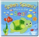 Baby Bath Book Bathtime Fun