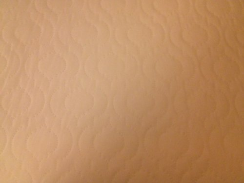 Foam Cot Bed / Toddler Bed Mattress 140cm x 70cm x 7.5cm