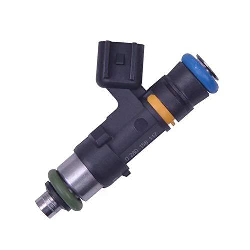 Preisvergleich Produktbild Durchflussmenge 6X Düseneinspritzventil 0280158117 Hoch EV14 E85 für 99-05 V W Passat mit 1.8T 20V 5.7L 0 280 158 117