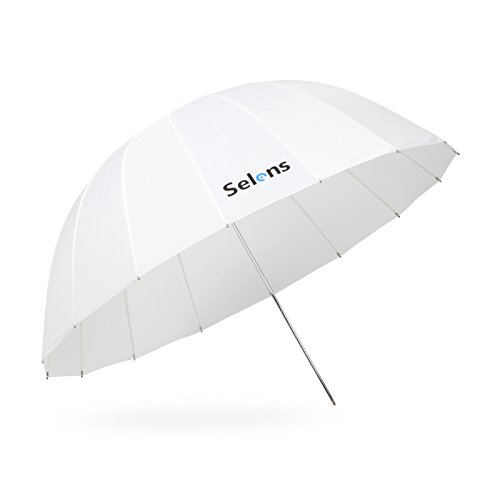 Selens 165cm 16 Varillas Paraguas Difusor Profesional