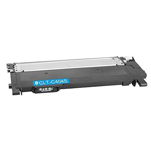 DASKOO CLT-C404S Toner kompatibel für Samsung Xpress SL-C430/XSS, SL-C430W/XSS, SL-C480/XSS, SL-C480W/XSS, SL-C480FW/XSS