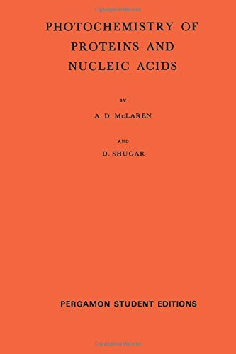Zm-serie (Photochemistry of Proteins and Nucleic Acids: International Series of Monographs on Pure and Applied Biology, Volume 22)