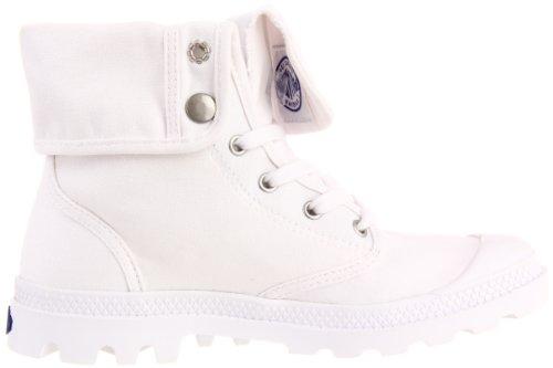 Palladium , Baskets mode femme Blanc (White / Surf)